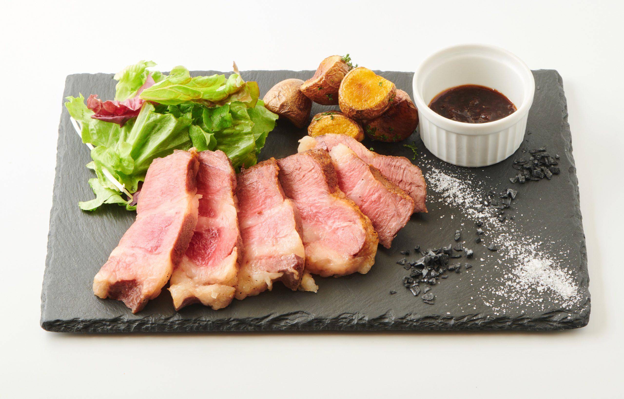 スペイン産イベリコ豚のステーキ200g