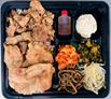 牛豚カルビ弁当 ≪ご飯大盛り無料≫