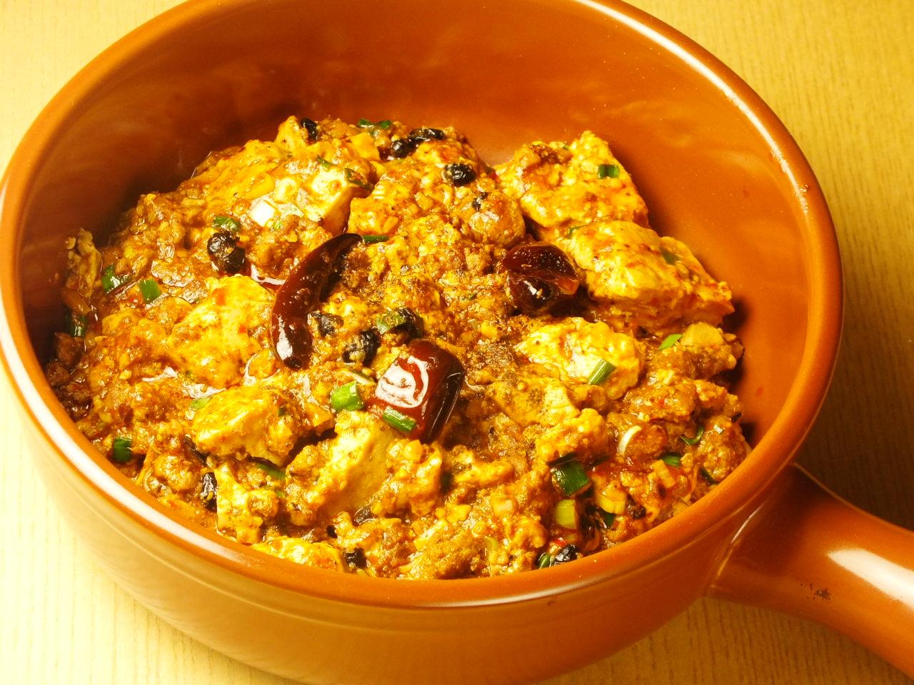 四川 麻婆豆腐
