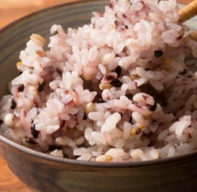 もち麦雑穀米