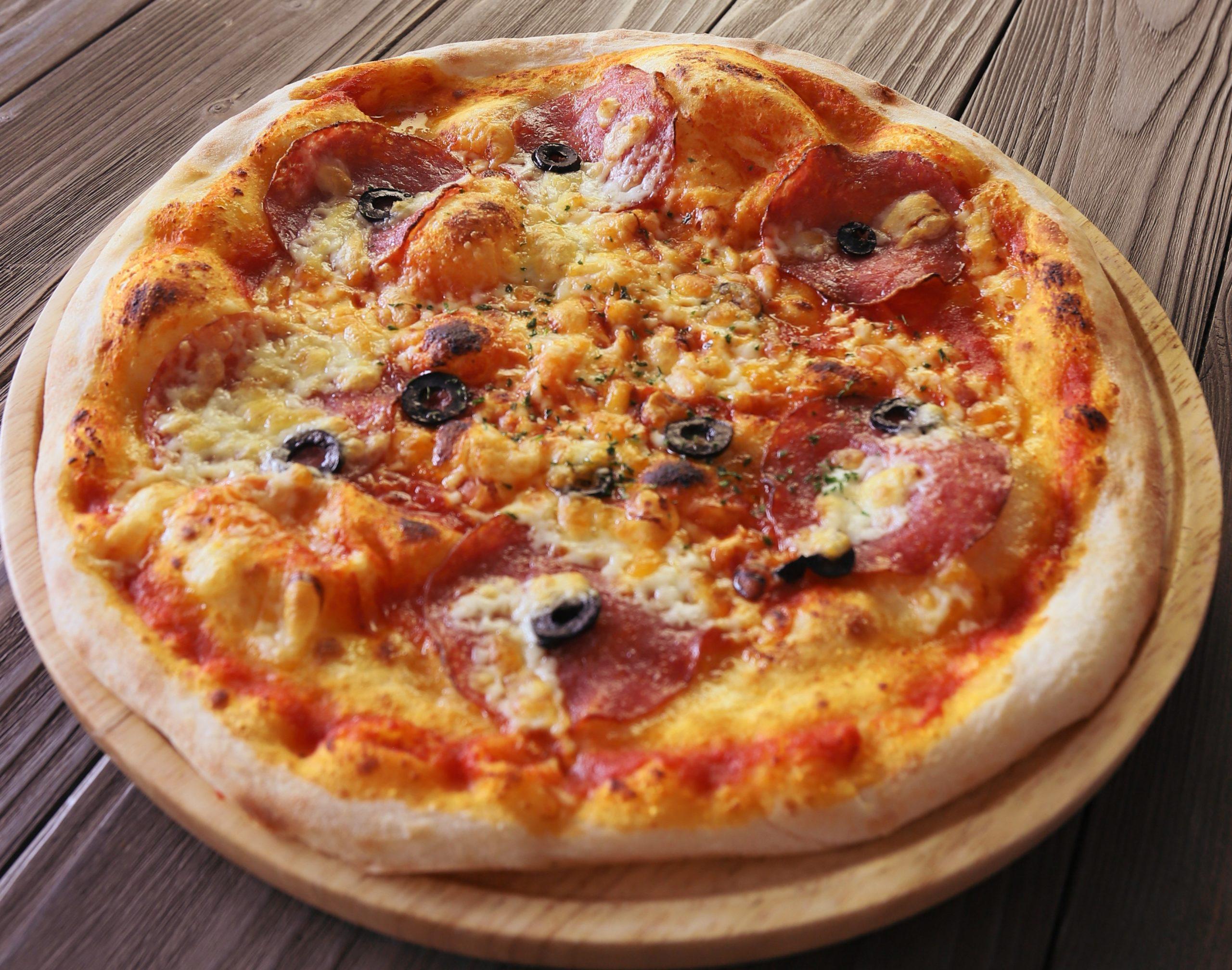マリナーラ ピザ