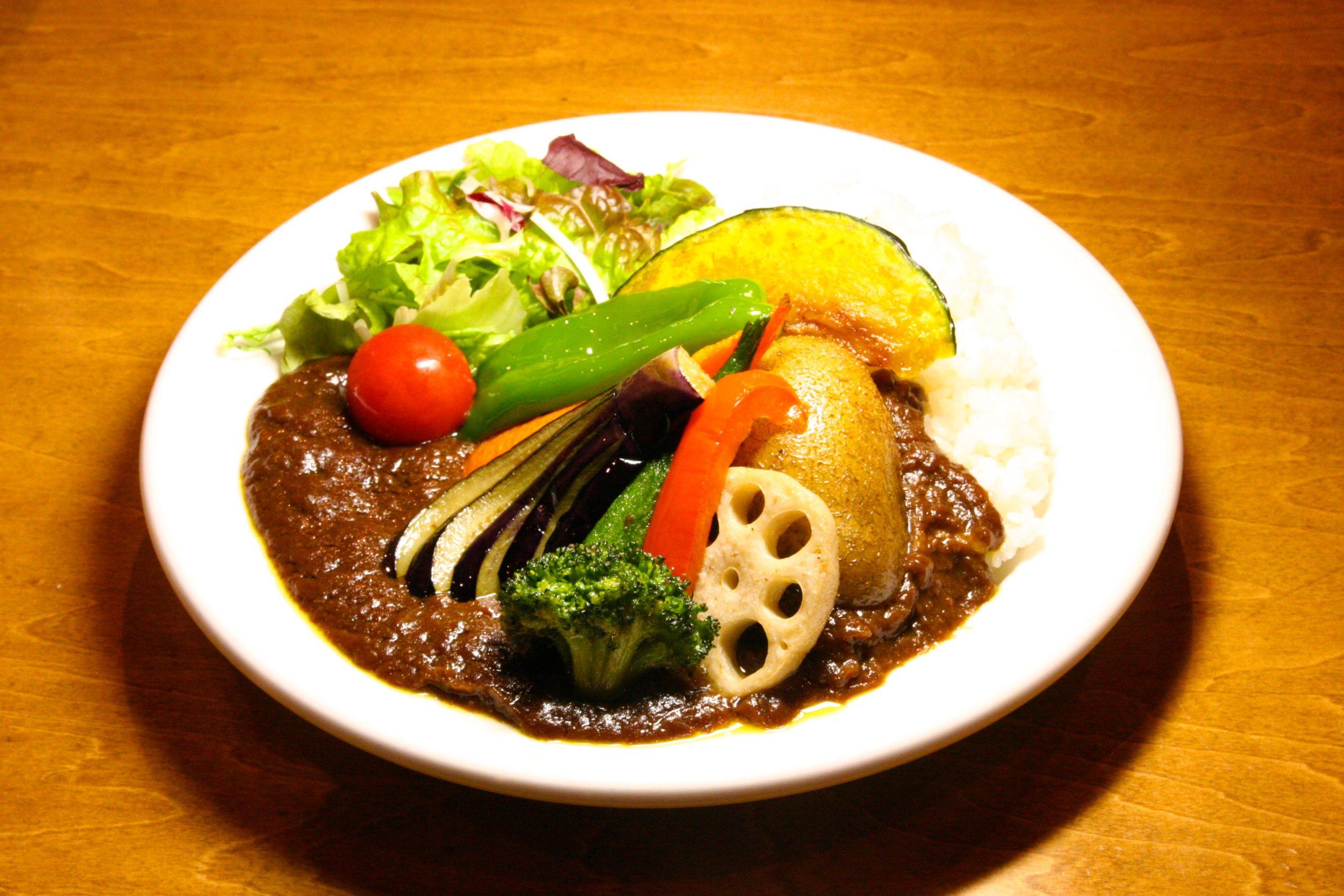 10種の野菜カレー