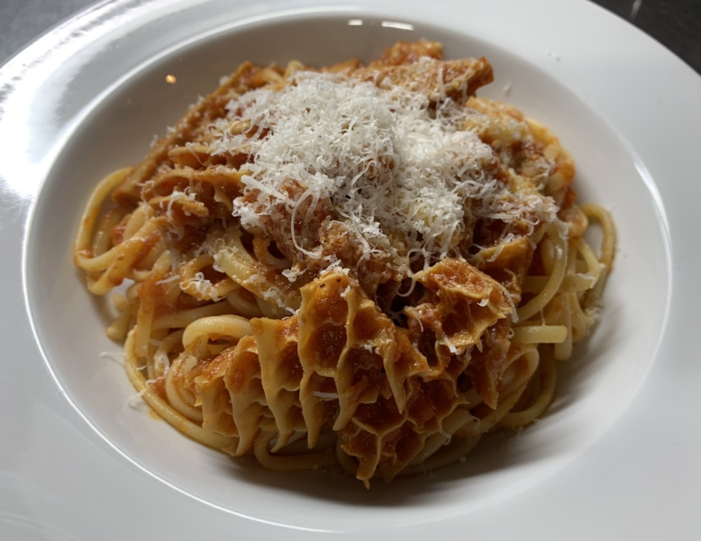 イタリア パルマ産 生ハムとチーズの盛り合わせ