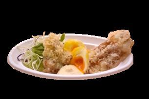 天ぷら盛り合わせセット(ご飯別売り)