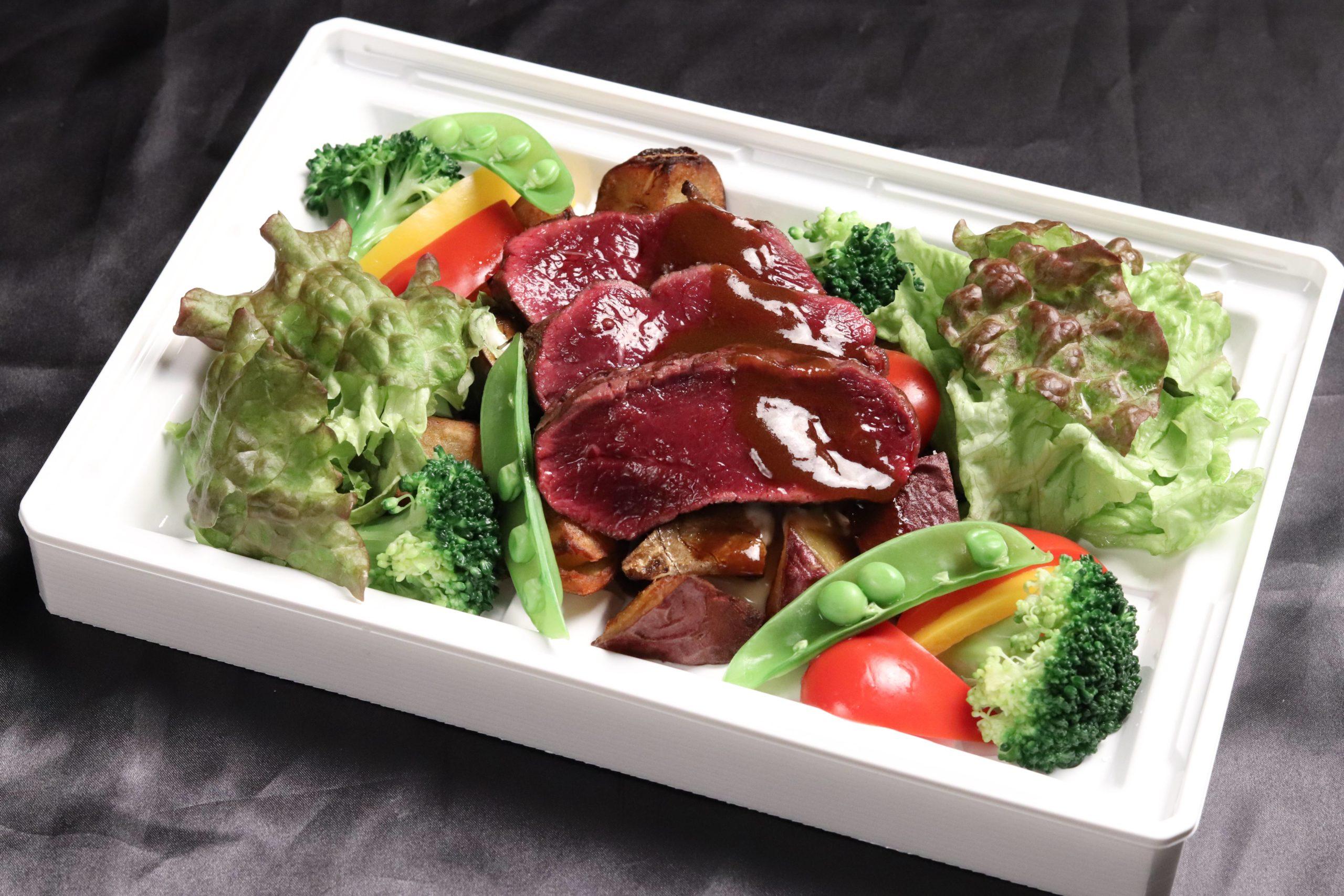 南富良野産エゾシカ肉のロースト