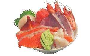 海鮮グランプリ丼