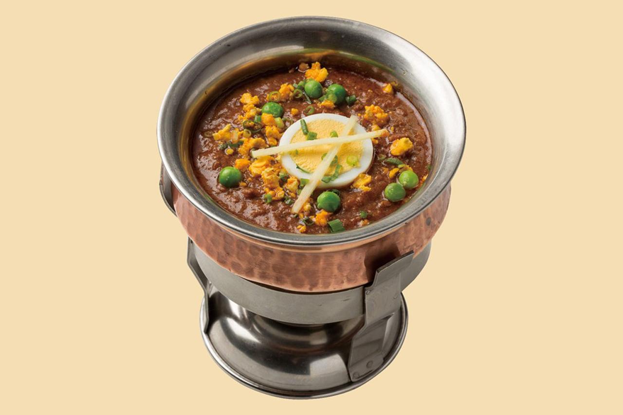 キーマカレー Keema Curry(辛口)