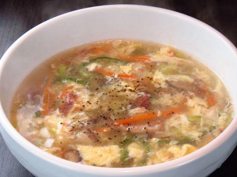 コムタンスープ+ライス