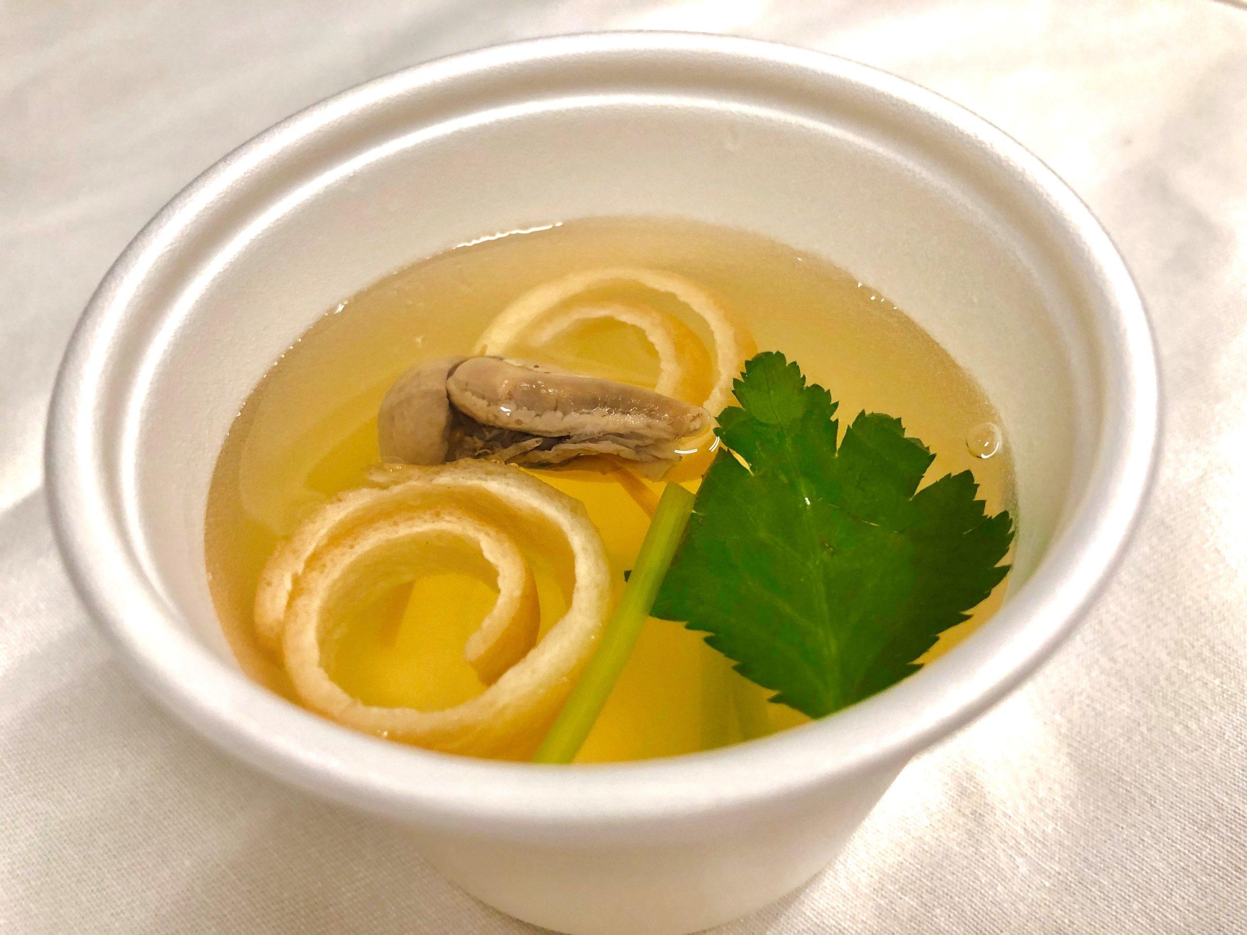 鰻の肝吸い(鰻弁当各種とのセット)