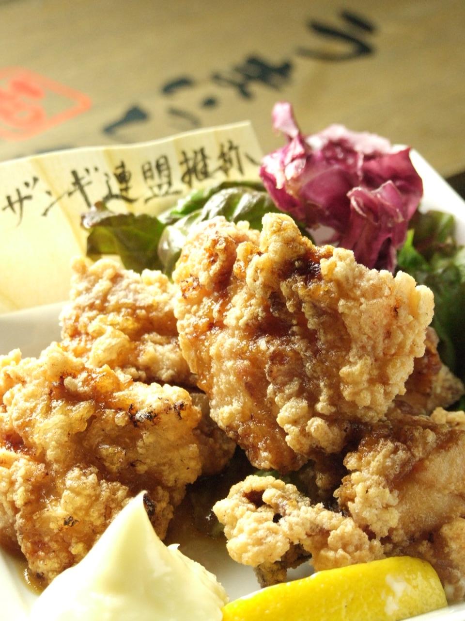 特製ザンギ(タレ・塩)5個