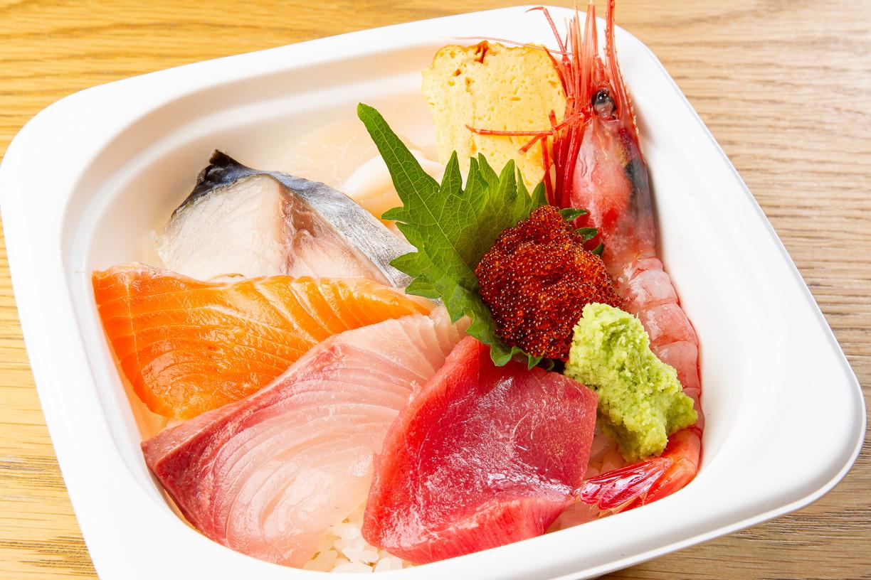祐一郎の海鮮丼