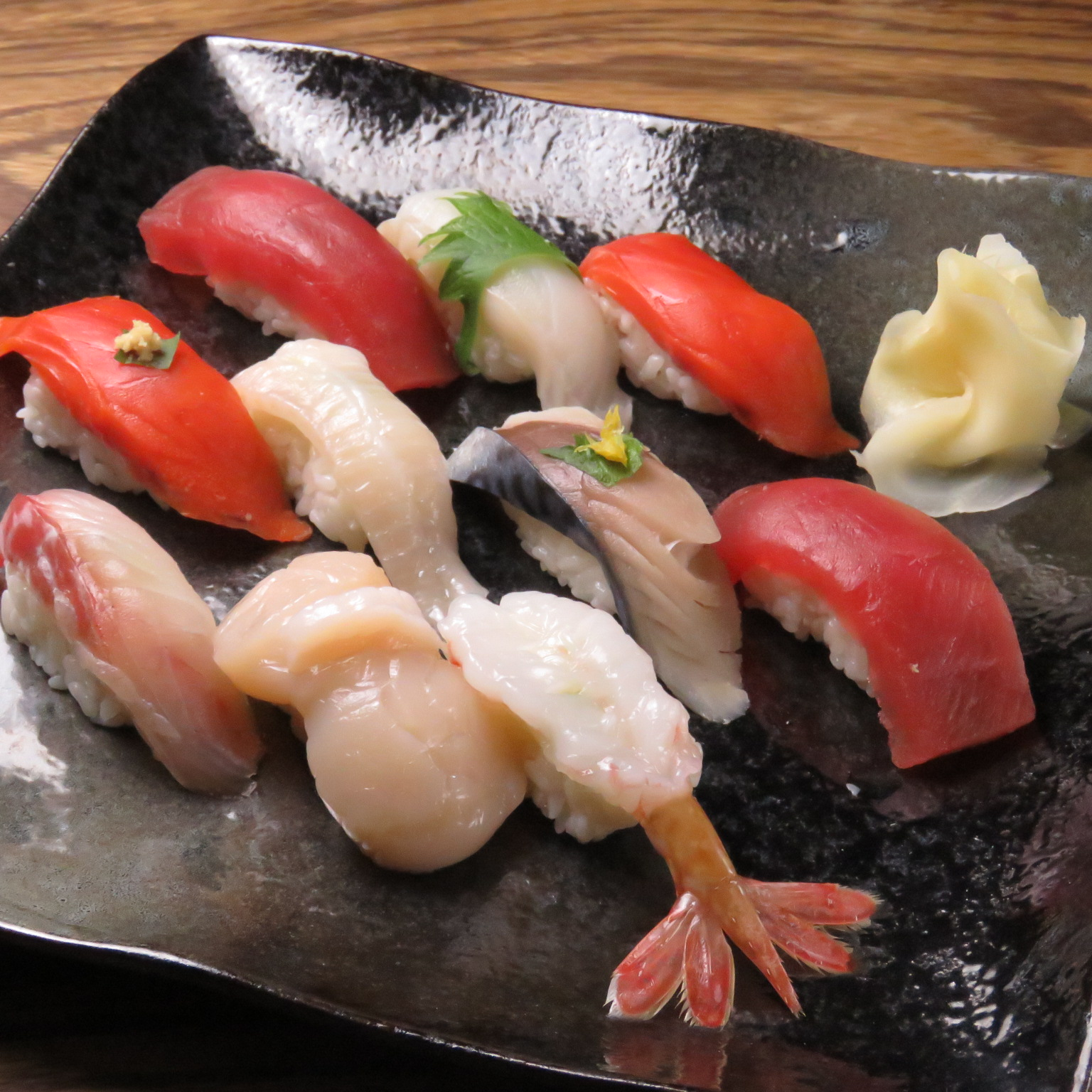 特選!握り寿司10貫